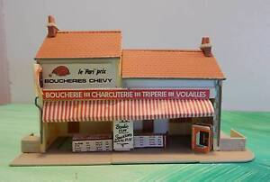 Model Train building-butcher shop Nowra Nowra-Bomaderry Preview