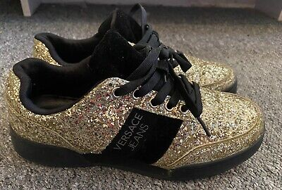versace jeans couture trainers size 3