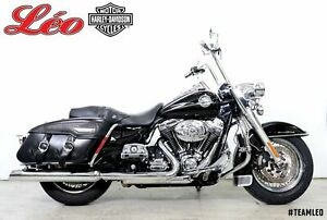 2009 Harley-Davidson Road King Classic **Beaucoup d'ajouts**