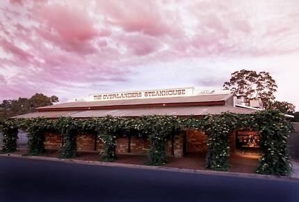 The Overlanders Steakhouse - 72 Hartley Street Alice Springs