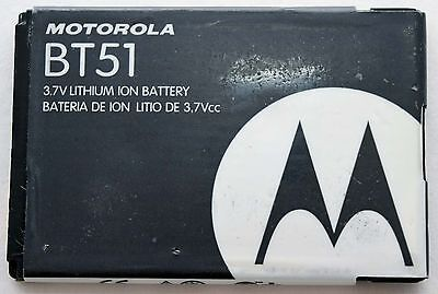 NEW OEM Motorola BT51 Phone Battery KRZR ROKR MOTO RIZR W385