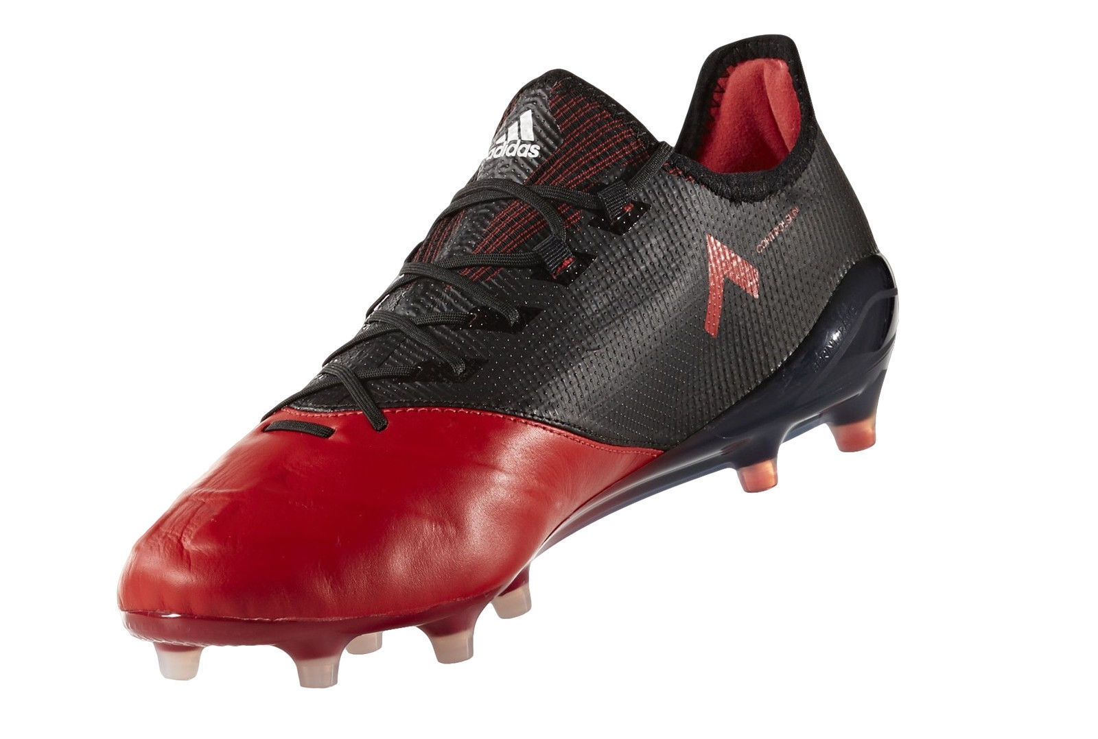 adidas ACE 17.1 Leather Firm Ground Men s Football Boots - Core ... 1bb559f94763
