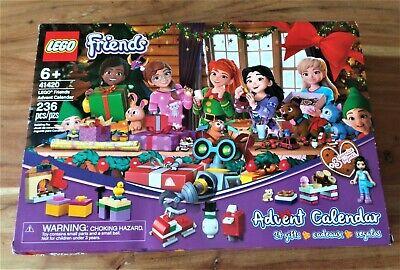 LEGO 41420 FRIENDS ADVENT CALENDAR MIB