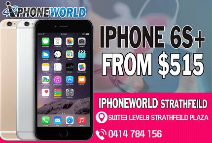 iphone 6S plus  64gb GOOD CONDITION - FROM $ 515 #