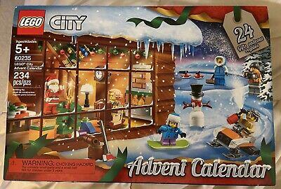 Lego City Town Advent Calendar 60235