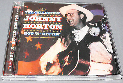 Johnny Horton * Hot 'N' Hittin' The Collection (Connoisseur) CD Best Of 20 (Best Of Johnny Horton)