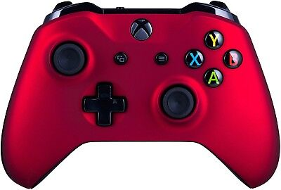 Soft Touch Xbox One S Wireless Controller For Microsoft Added Grip For Gameplay