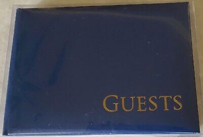 Guest Book ~ Royal Blue](Guest Books)