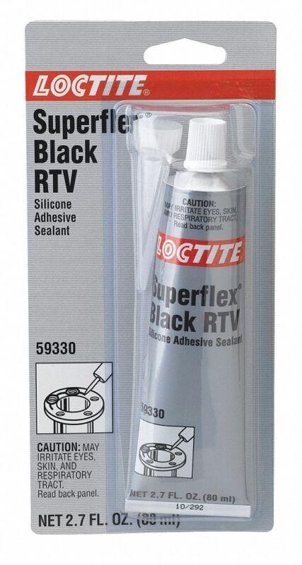 Loctite 59330 SI 593 RTV Silicone Adhesive Sealant 80 mL Tube
