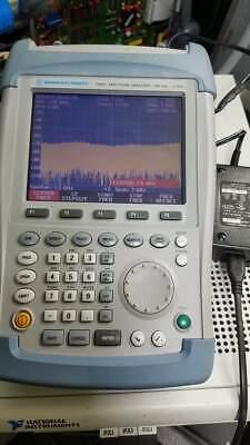 Rohde Schwarz Fsh3.13 Hand Held Spectrum Analyzer With Tracking Generator
