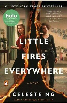 Little Fire Everywhere by Celeste ng (PDF,Mobi,ePUB,kindle)