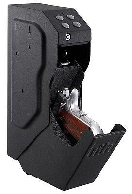 GunVault SV500 SpeedVault Handgun Safe Pistol Box Secure Concealed Gun Quick