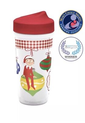 Christmas Sippy Cups (