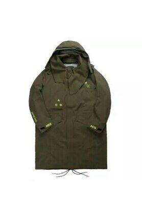 Mens Nike NIKELAB ACG GORE-TEX Acronym Jacket -Reg $650 -AQ3516 395 -Sz L -NWT