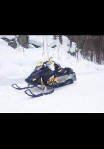 2011 Ski Doo MXZ 800