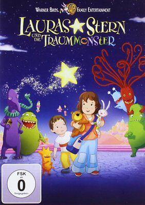Traummonster DVD Kinderfilm Zeichentrick Gebraucht gut (Die Film-zeichen)