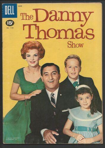 1961 Dell Four Color #1180 The Danny Thomas Show Fine