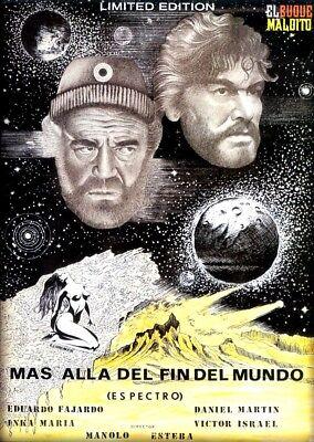 MAS ALLA DEL FIN DEL MUNDO (DVD EDUARDO FAJARDO DANIEL MARTIN VÍCTOR...