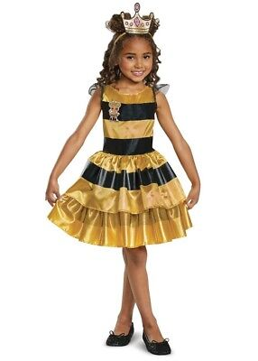 Child LOL Surprise! Queen Bee Costume