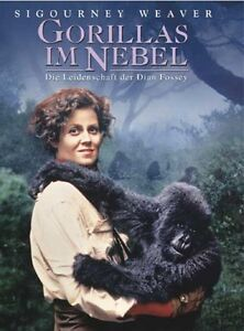DVD * Gorillas im Nebel - Die Leidenschaft der Dian Fossey * NEU OVP