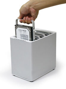 DataTale SMART 4-Bay Thunderbolt™ RAID Enclosure for 3.5
