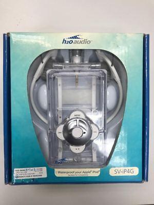H2O Audio Waterproof Boards Housing for Classic 4G iPod Swim Case & Headphones