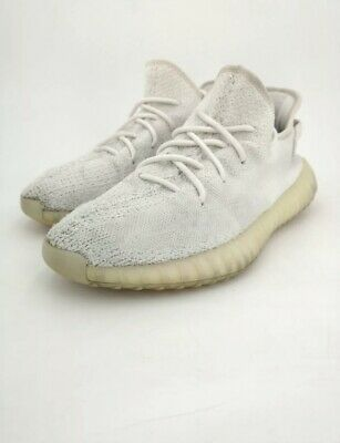 GENUINE Adidas Yeezy  Boost 350 V2 Triple White UK 9.5