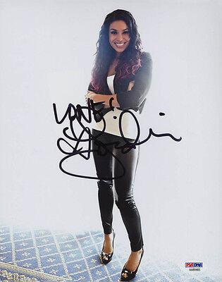 Jordin Sparks Signed 8X10 Photo American Idol Pop Singer Psa Dna Autographed