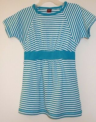 NWT Tea Collection Mineral Green Stripe Sport Dress Girl's Size 2 (Mineral Springs Apparel)