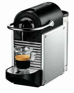 Nespresso Pixie Espresso Machine by De'Longhi, Aluminum
