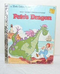 Walt-Disney-Productions-Petes-Dragon-A-Little-Golden-Book