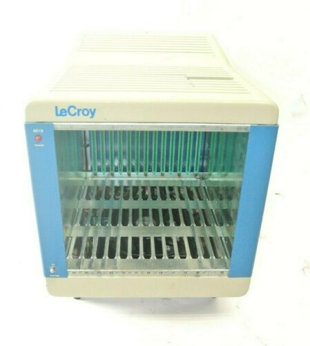LeCroy Research Model #8013 Powered CAMAC Chassis for PARTS / REPAIR
