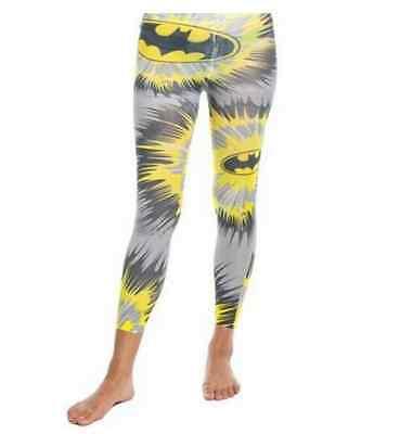Batman Tights (DC Comics Batman Logo Tie Dye Footless)