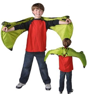 Pteranodon Dinosaur Plush Wings for Kids with 47 inch Wingspan Halloween Party