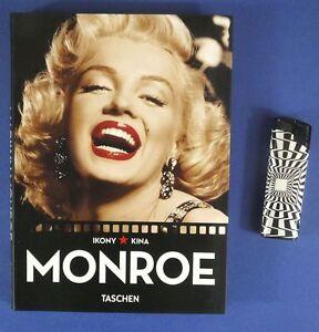 MARILYN MONROE Ikony Kina 2010 Poland - Czech & UK edition,made in China - <span itemprop=availableAtOrFrom>europe, Polska</span> - Zwroty są przyjmowane - europe, Polska