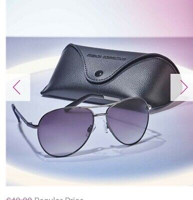 Avon French Connection Sunglasses, For Him , boxed, with case, (Sunglasses For Him)