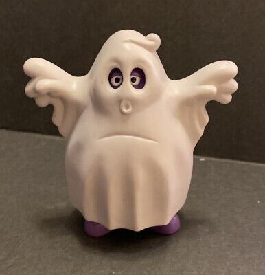 Vintage 1995 McDonalds Happy Meal Grimace Spooky Ghost Costume Halloween Toy
