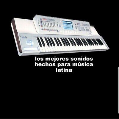 Synthesizers - Korg M3 - 2