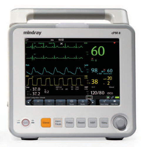 Mindray cPM8 Patient Monitor - New