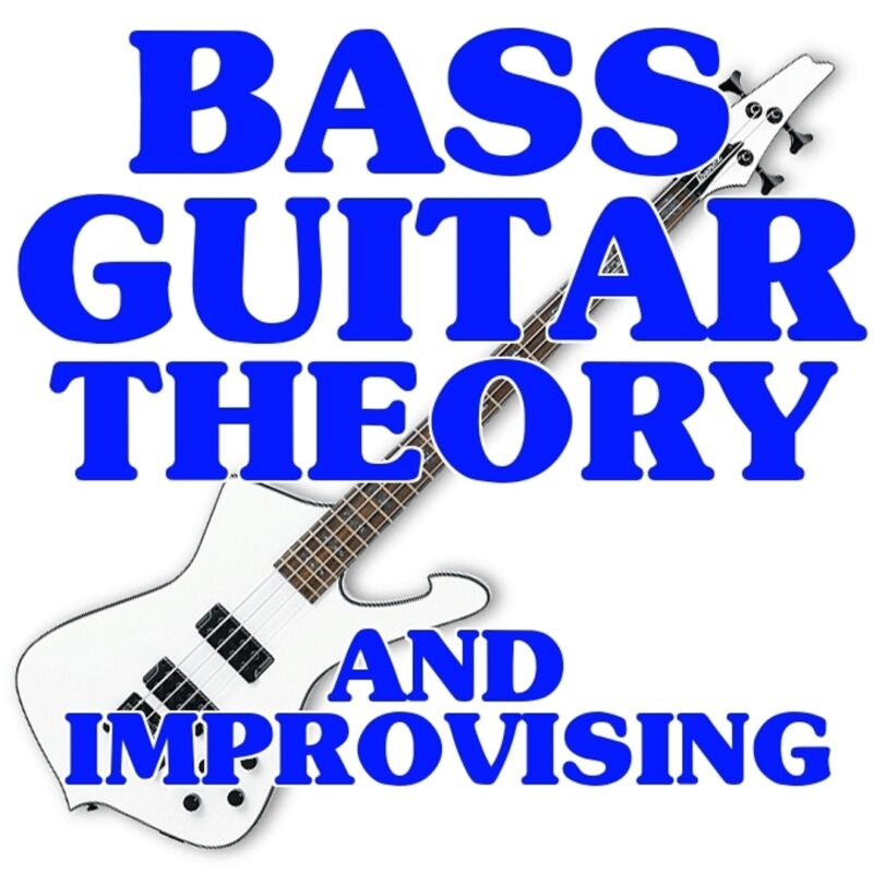 Bass Guitar Theory And Improvising DVD Learn Now!