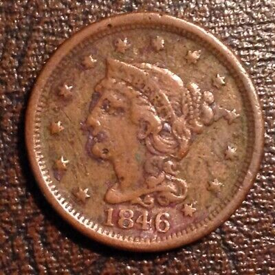 ~ 1846 US Large Cent