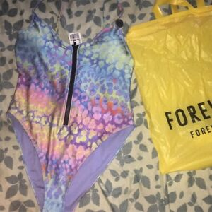 Forever xI bathing suit