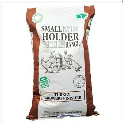 Heygates Turkey Grower/Finisher Pellets 20kg