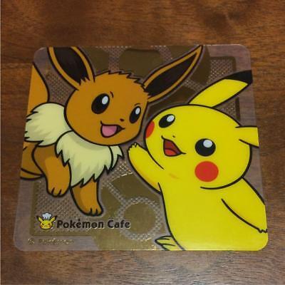 Evey (Pokemon Cafe Secret Pikachu & Evey Limited)