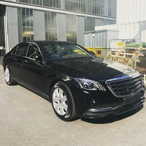Mercedes-Benz S 650  GUARD VR10  factory armored