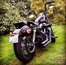 2013 Harley Davidson XL1200X Fourty-Eight Sportster Greensborough Banyule Area Preview