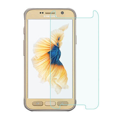 For Samsung Galaxy S7 Energetic Clear Tempered Glass Full Screen Protective Guard