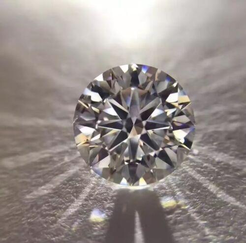 1.25 Carat Stunning Certified VVS1 Round Brilliant Natural White Loose Diamond