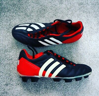 Adidas Predator Mania (UK8) - 2002 - Not Accelerator Or Precision. Very Rare.