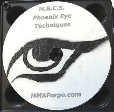 Phoenix Eye Kung Fu Karate Training Instructional Martial Arts DVD Video